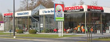 Tuinmachines Van den Bossche Sint-Denijs-Westrem