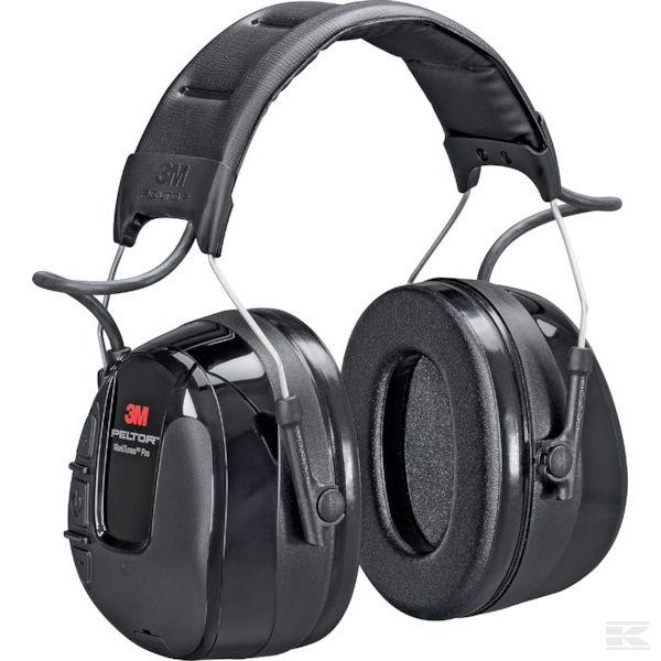 GEHOORBESCHERMER MET RADIO WORKTUNES PRO HEADSET