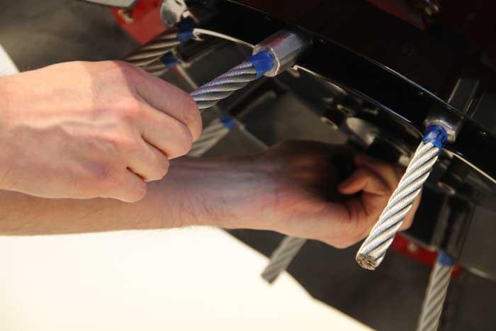 ONKRUIDBORSTELMACHINE TW50S GXV160 - 50cm