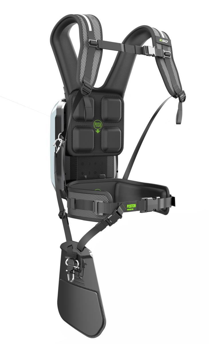 ACCU BACKPACK 56V 28Ah 9,4kg incl. adapter