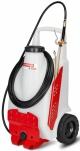 SPROEIER OP WIELEN EN BATTERIJ A50-AZ1 50 liter
